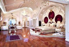 big beautiful bedroom