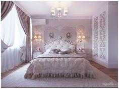 Нежная классика. Спальня. Спальня