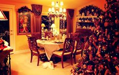 Amazing list of Christmas Decoration Ideas - Exterior and Interior design ideas