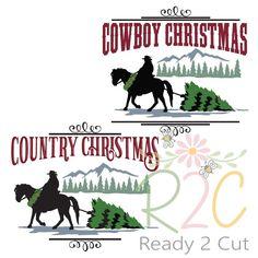 Cowboy Christmas and Country Christmas