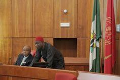 nodullnaija: Photos Of Senate Plenary today
