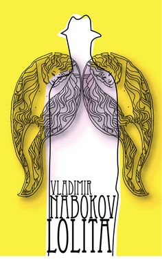 15 Redesigns of the cover for Nabokov's unforgettable LOLITA! Check the other 14, great fun!