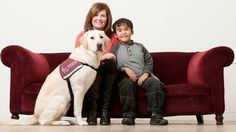 Hearing dogs are changing deaf children's lives