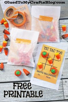 Halloween Tic Tac Toe – Printable Free Gift Tag Pinner Glued To My Crafts Quelle stacey_gibbon Bildgröße 400 x 600 Boardname GluedToMyCrafts Ansichten 428 Halloween Gift Bags, Halloween Treats For Kids, Holidays Halloween, Easy Halloween, Halloween Party, Halloween Baskets, Halloween Printable, Halloween Tricks, Manualidades