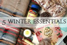 Got the Winter blues? Here are 5 of my Winter Essentials for getting through the cold-weather season! http://www.monroemisfitmakeup.com/2017/11/5-winter-essentials-to-get-you-through.html #NatureMadeVitaminD #ad