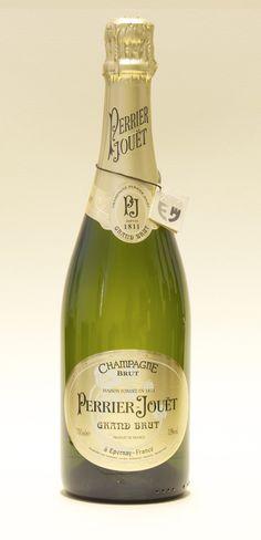 Champagne Perrier-Jouet grand brut cuvée