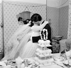 A great wedding photograph 1958