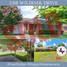 7 days on the Market + 12 Offers = #happyhomeowners #dallasrealestate