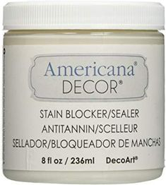 Use to cover raw and unsealed stained wood Seal wood knots and scratches that expose stains. This package contains one jar of clear stain blocker and sealer. Diy Cabinets, Painting Kitchen Cabinets, Kitchen Paint, Kitchen Cupboards, Kitchen Reno, Diy Kitchen, Kitchen Island, Painting Shiplap, Painting Tips