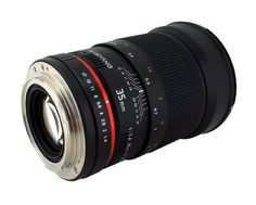 Samyang SY35M-C 35mm F1.4 Fixed Lens for Canon List Price: $599.99 Buy New: $399.00