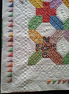 Posted on a friend's friend's Facebook page in Australia: Busy Quilting. Love her work. Wish I had such talent.