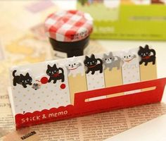 Page Marker Cats