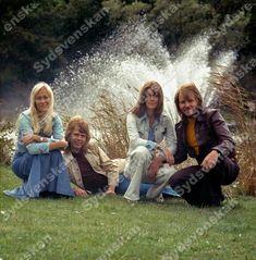 ABBA 1973 in Malmö
