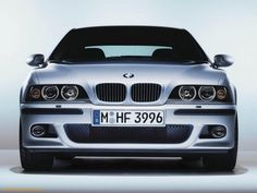 In love with BMW e39 M5