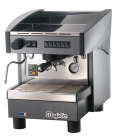 MAGISTER Stilo ES60 1 Group with 4 Liter Boiler Commercial Espresso Machine