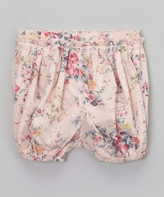 Loving this Light Pink Romane Bloomers - Infant & Toddler on #zulily! #zulilyfinds