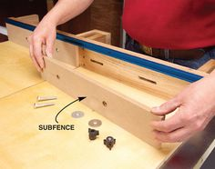 If you've tried your hand at shop-built crosscut sleds, you may have been frustrated in the past. That's why we created this tutorial for a better version.