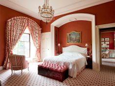 Sweet Dreams; Ballyfin Hotel, County Laois, Ireland :