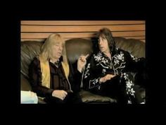 """Spinal Tap Discusses Jazz:  """"Jazz is an accident""""  """"Once is a mistake, twice is jazz""""                             lol."""