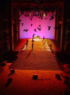 2003 Riccardo III di William Shakespeare, regia di Arpàd Schilling, foto Agh Marton