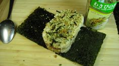 Furikake (rice flavoring) is delicious