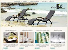Creata Muebles - Cancún - México. http://www.creatamuebles.com/