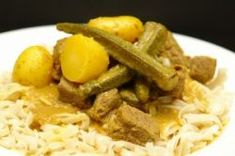 Burmese Beef Curry
