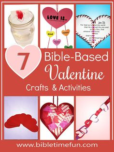 Bible Time Week Of Love