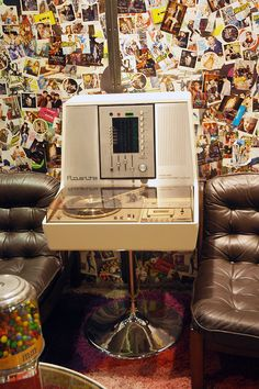 theo schmitz vintage electronics rosita stereo commander luxus 1976 ...