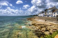 St. Mawes in Cornwall