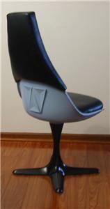 Star Trek Furniture   ... About STAR TREK CREW BRIDGE CHAIR TOS PROP OFFICE
