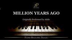 All I Ask by Adele (Piano Accompaniment) Let It All Go, All I Ask, Take Me Home, Take My, Adele Piano, Jess Glynne, Sara Bareilles, Backing Tracks, Lea Michele