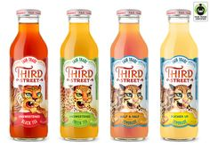 Third Street Introduces Deliciously Fair Trade Certified Iced Teas & Lemonades - enter to win