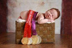 Minicraques? Veja os bebês mais fofos do mundo do esporte http://r7.com/O3pD