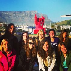 #lynnuniversity students exploring South Africa during their summer study abroad program!