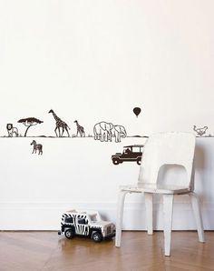 MIMI'LOU - Wall Sticker