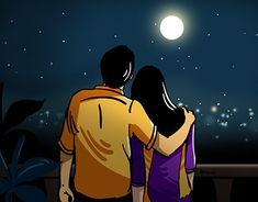 Cute Couple Drawings, Cute Couple Art, Anime Couples Drawings, Bengali Art, Love Cartoon Couple, Cartoon Love Photo, Love Couple Photo, Couple Pics, Love Wallpapers Romantic
