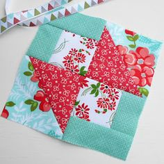 Time to catch up with my latest Splendid Sampler  blocks – and these three have been so much fun.     But first I want to show you my ...