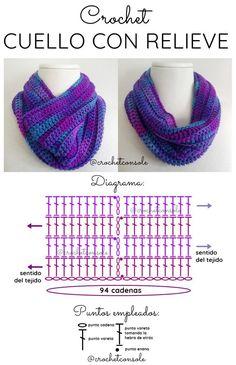 C2c Crochet, Crochet Coaster Pattern, Crochet Poncho, Love Crochet, Crochet Scarves, Crochet Stitches, Crochet Designs, Crochet Patterns, Crochet Neck Warmer