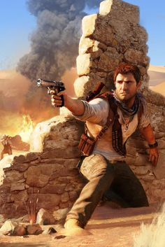 s Deception Android Wallpaper Nathan Uncharted, Uncharted Series, Triple A Games, Adventure Aesthetic, Nathan Drake, Gaming Wallpapers, Joker Wallpapers, Playstation Games, Gaming Memes