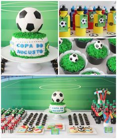 party soccer ideas - Buscar con Google