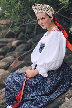 #russiantraditional #russiancostume Russian traditional folk costume русские традиционные народные костюмы