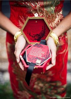 Disney Inspired Wedding #13 :: Mulan Inspired Wedding (Asian)