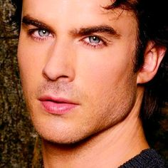 Ian Somerhalder.. The only thing that could make this man completely perfect would be him being on top of me ;)