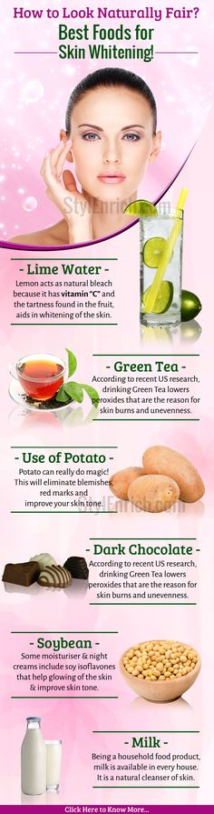 If you are looking for natural #DIYSkinCare strategies, eating balanced is the perfect way to achieve better results. The food we eat has a lot more impact on the quality of our skin. We explain here what are the Best Foods for Skin Whitening that you must include in your daily meals and breakfasts.