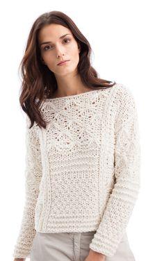 пуловер Callisto