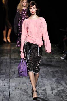 Nina Ricci - Fall 2012 Ready-to-Wear