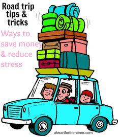 Road trip Tips & Tricks