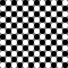 optical illusions black and white dots - Google Search