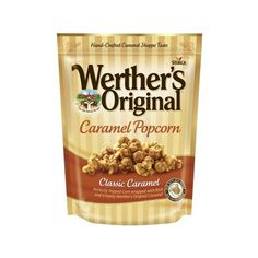 Werther's Original Classic Caramel Caramel Popcorn, 6 oz ($2.98) ❤ liked on Polyvore featuring home, kitchen & dining and serveware